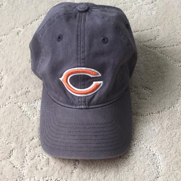 854e582a NFL Team Apparel Reebok Chicago Bears baseball hat